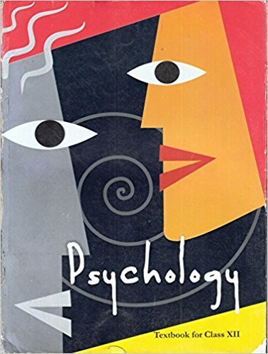 Psychology Textbook For Class 12...