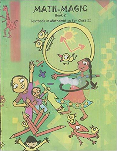 Math Magic Textbook In Mathematics For Class - 2...