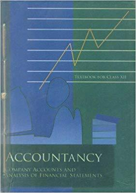 Accountancy Company Accounts & Analysis Of Financial Statem...