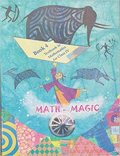 Math Magic - Textbook In Mathematics For Class - 4